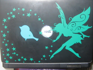 Blogger Review- Laptop Decals!
