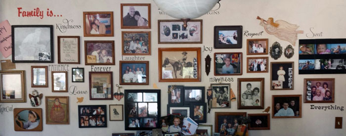 """Blogger Review- """"Family Is"""" Photo Collage"""