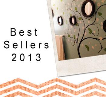 Best Sellers 2013!