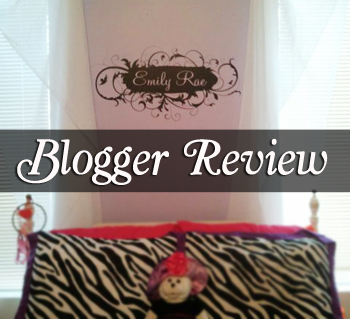 Blogger Review- Fancy Monogram Decal