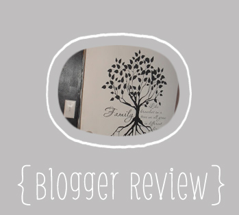 Blogger Review- Family Tree