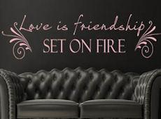 Love & Romance Decals