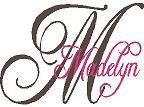 Fancy Script Name Monogram | Wall Decals