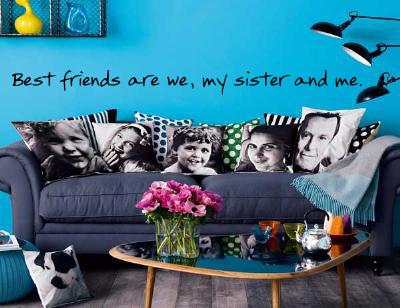 Best Friends Wall Decal