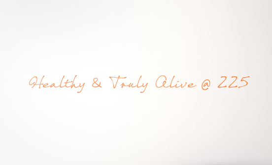 Healthy And Truly Alive Wall Decal