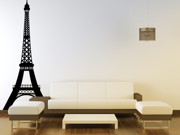 Eiffel Tower Giant Wall Decal