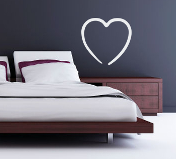Sweet Heart Wall Decal