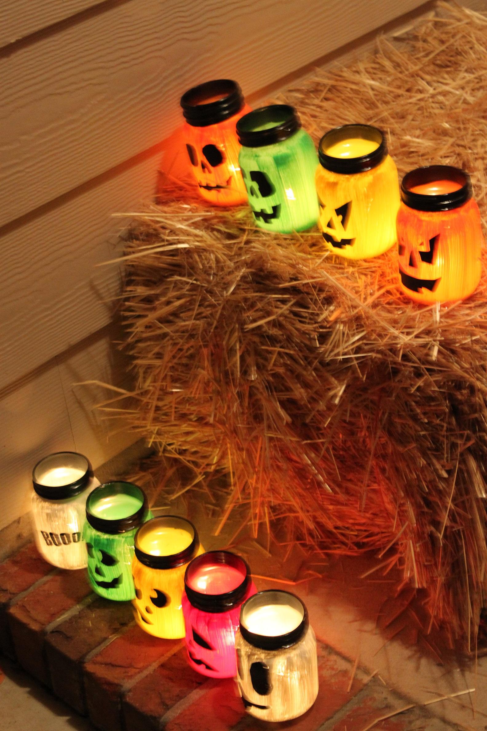 Pumpkin Faces III | Halloween Decals