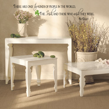 Two Kinds Of People Wall Decal