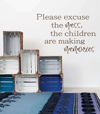 Children Making Memories Wall Decals