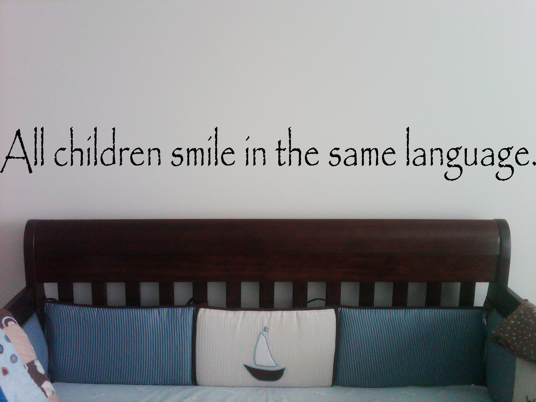 All Children Smile Wall Decals