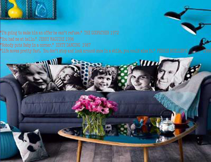 Movie Quotes IV Wall Decal