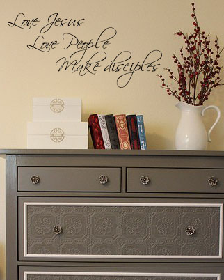 Love People Wall Decal
