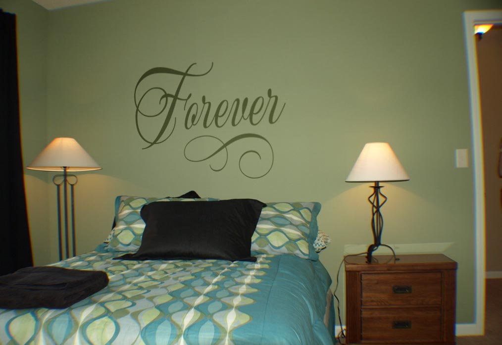 Simply Forever Decal