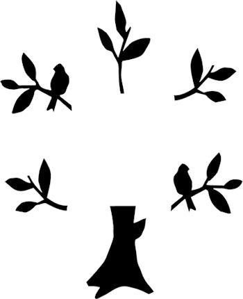 family frame tree. Black Bedroom Furniture Sets. Home Design Ideas