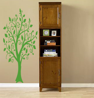Tree Design II Wall Decal