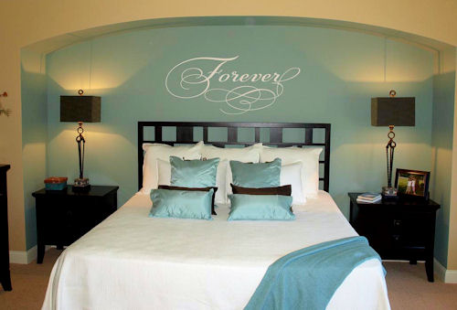 Simply Words Forever Wall Decal