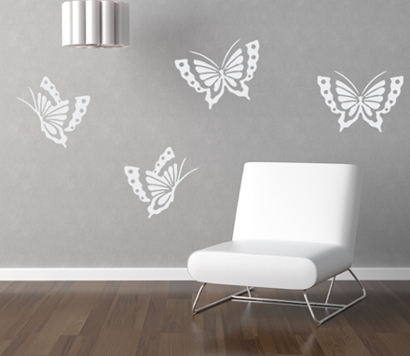 Butterfly Pack Wall Decal