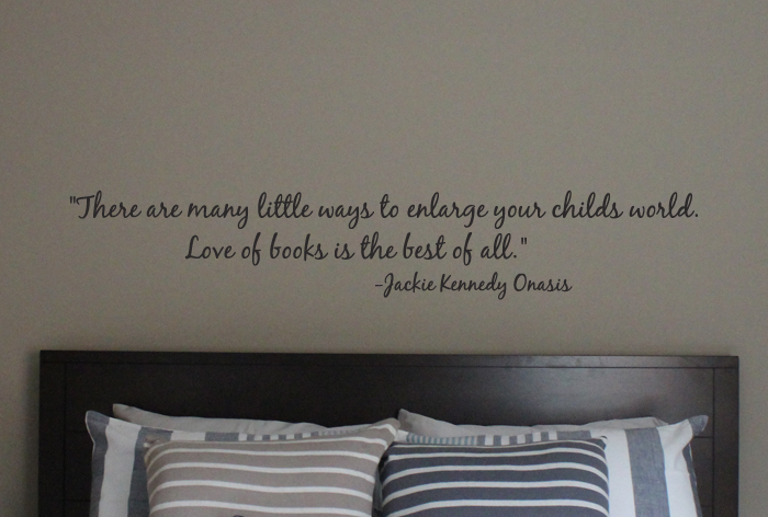 Enlarge Child's World Love of Books Wall Decal
