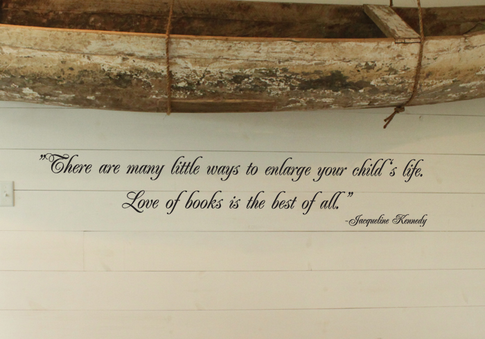 Enlarging Childs Life Wall Decals