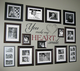 My Heart Smile | Wall Decal