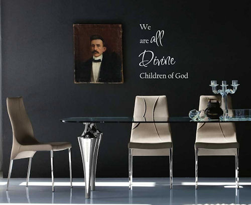 Divine Children Of God Wall Decal