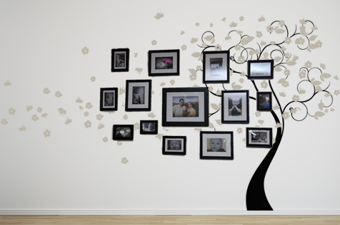 Blossom Tree Large Wall Decal