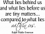 What Lies Within Us | Wall Decals