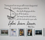 Mark Twain Discover Wall Decal