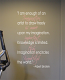 Imagination Knowledge Wall Decal