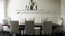 The Fondest Memories Are Made Dining Room Wall Decal