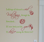 Ladybugs Dressed In Red Wall Decals