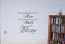 Home...Family...Blessing Wall Decal