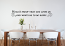 Pizza Is Proof Wall Decal