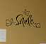 Smile Wall Decals