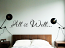 All is Well | Wall Decals