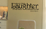 Laughter Wall Decal
