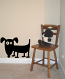 Dog Wall Decal