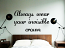 Invisible Crown Wall Decal