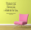 A Miracle of Love Wall Decals