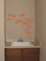 Japanese Branch Wall Decal