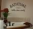 Bathtime Wall Decals