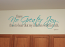 No Greater Joy Scripture Wall Decal