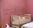 Dream Wish Calligraphy Wall Decals