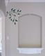 Leafy Branch Wall Decal