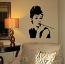 Audrey   Wall Decals