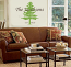 Rustic Family Established Wall Decal