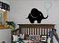 Balloon Elephant Wall Decals
