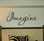 Simply Words Imagine Wall Decal