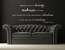 Imperfection Beauty Wall Decal